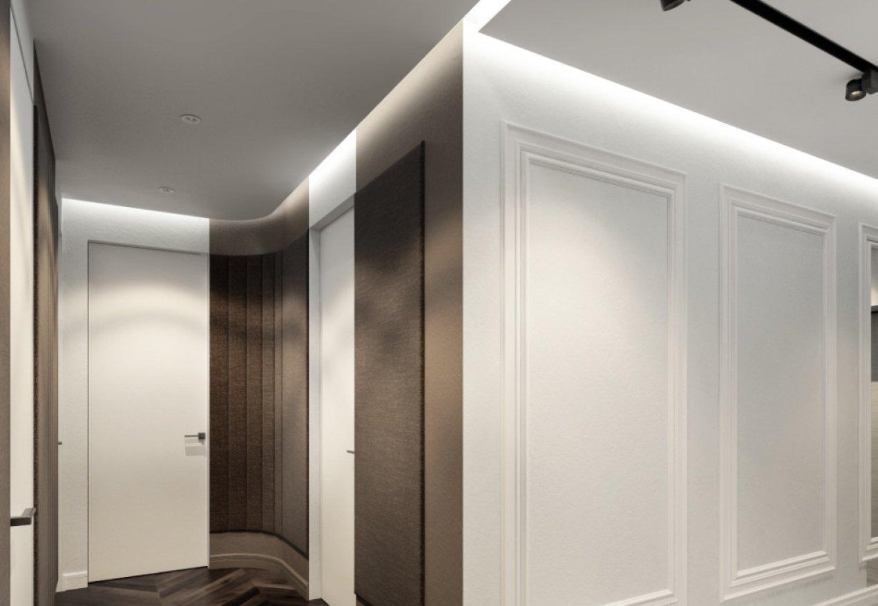 Фотография 10195  категории 'Четырёхкомнатная квартира в Н.Новгороде 166 м²'