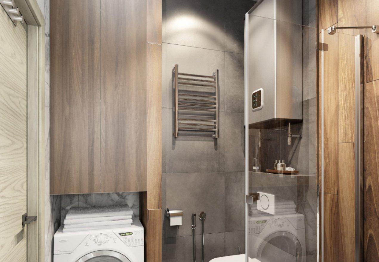 Фотография 9924  категории 'Однокомнатная квартира в Москве 42 м²'