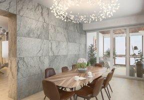 Фотография 4381  категории 'Частный дом 240 м²'