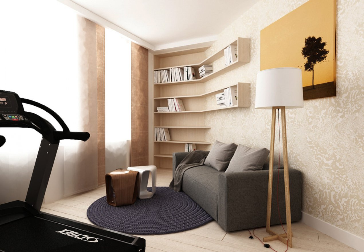 Фотография 3766  категории 'Квартира 115 м²'
