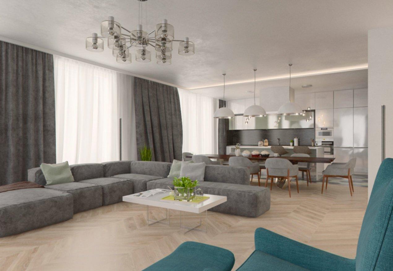 Фотография 3523  категории 'Квартира 179 м²'