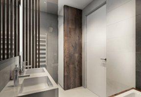 Фотография 10214  категории 'Четырёхкомнатная квартира в Н.Новгороде 166 м²'