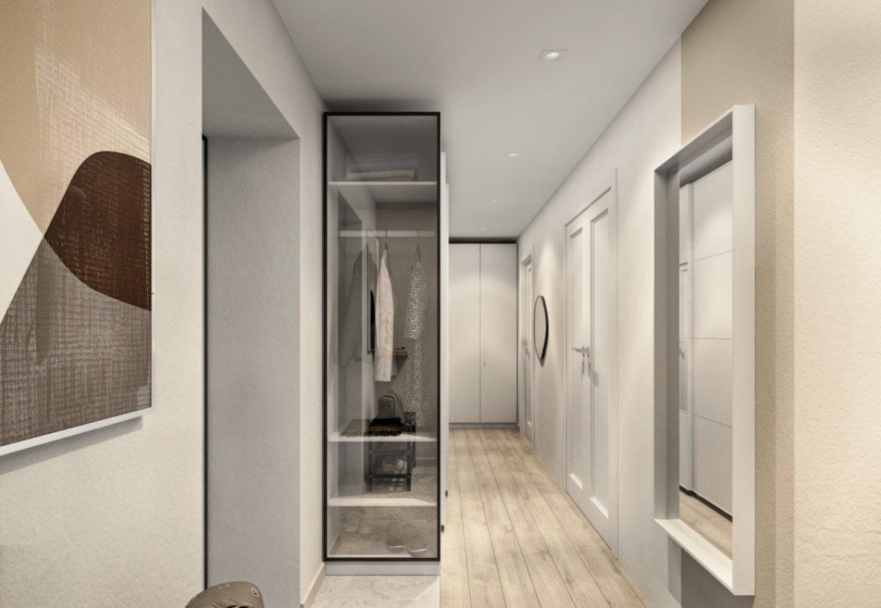Фотография 10053  категории 'Трёхкомнатная квартира 78 м²'