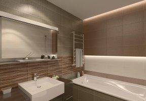 Фотография 3606  категории 'Квартира 55 м²'