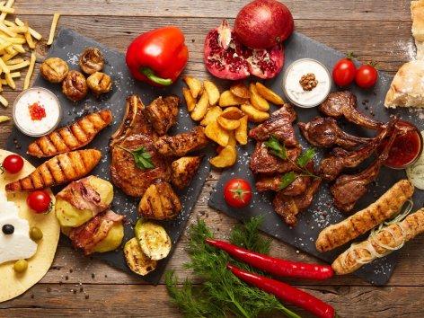 Фотография 9581  категории 'Съемка меню ресторана'