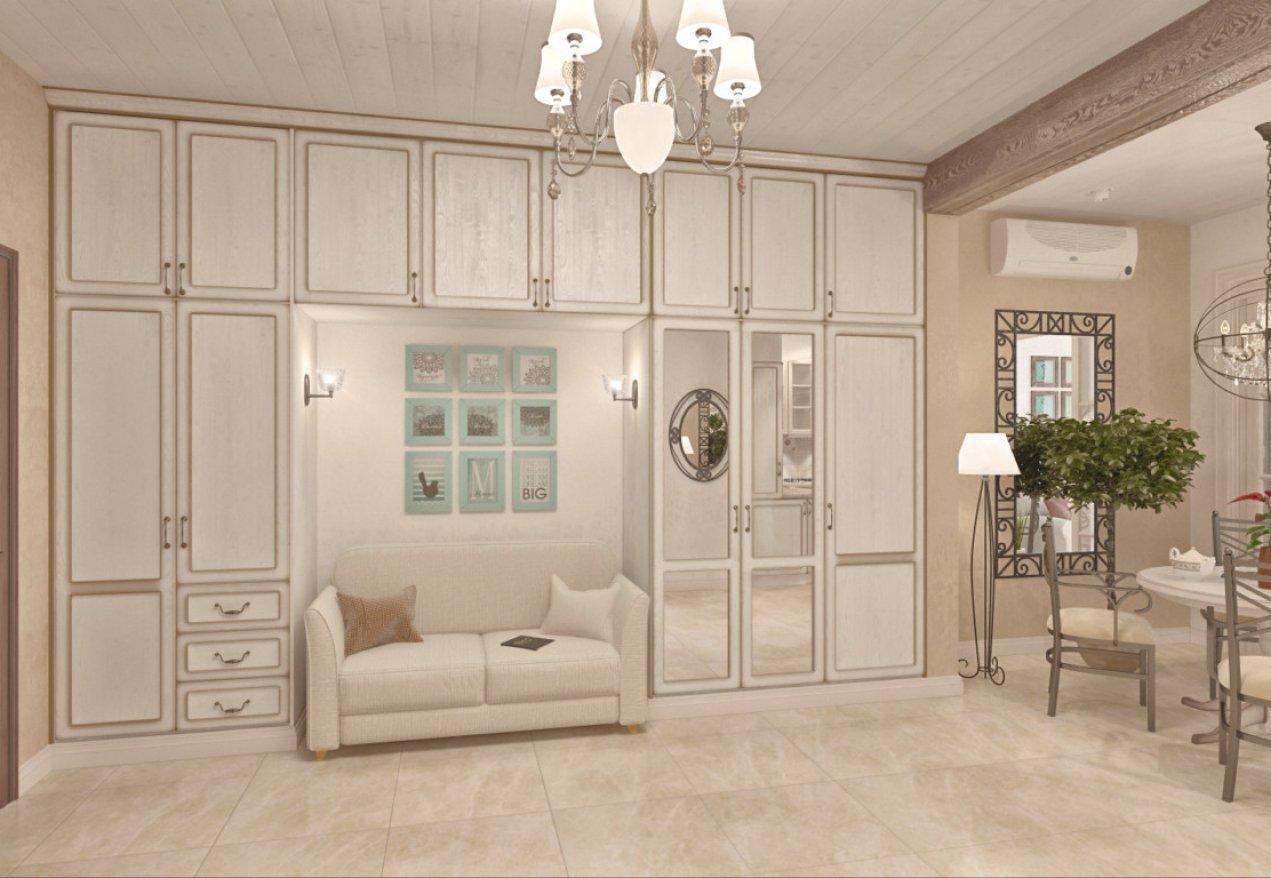 Фотография 3633  категории 'Квартира 65 м²'