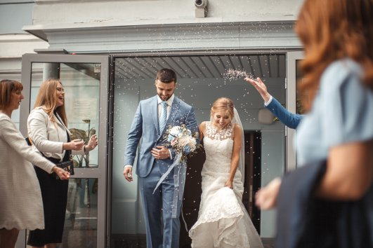Фотография 8653  категории 'Фотограф на свадьбу'