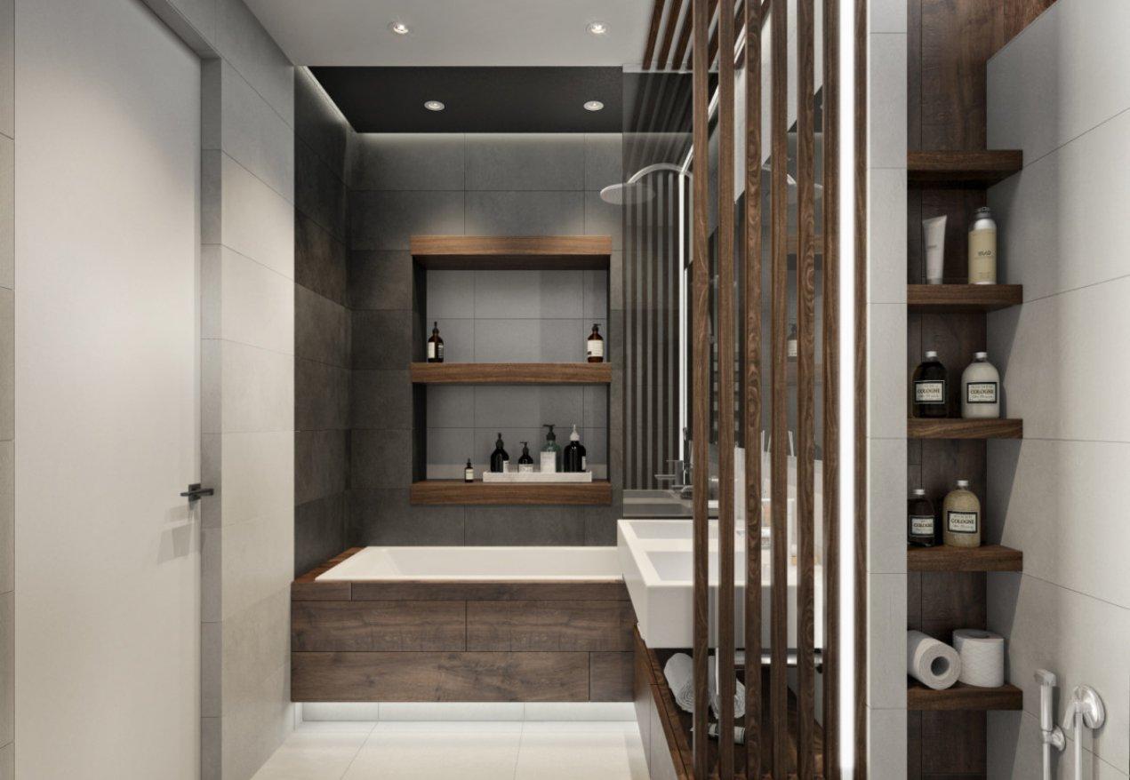 Фотография 10215  категории 'Четырёхкомнатная квартира в Н.Новгороде 166 м²'