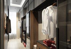 Фотография 10122  категории 'Трёхкомнатная квартира в Н. Новгороде 130 м²'