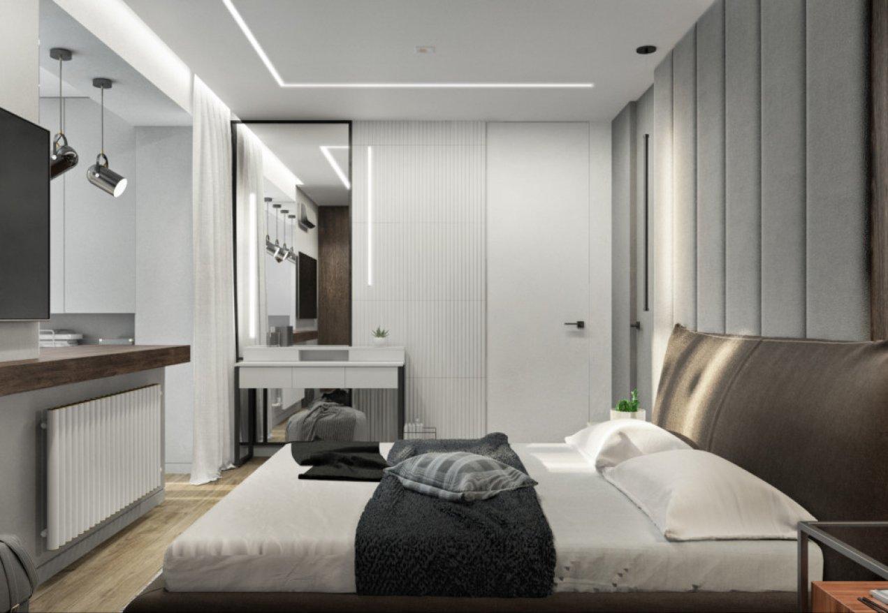 Фотография 10082  категории 'Трёхкомнатная квартира в Н. Новгороде 80 м²'