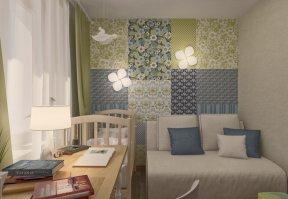Фотография 3615  категории 'Квартира 55 м²'