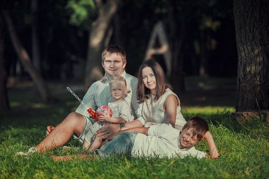 Фотография 6792  категории 'Семейный фотограф'