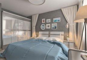 Фотография 3614  категории 'Квартира 55 м²'