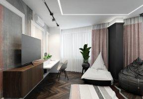 Фотография 10180  категории 'Четырёхкомнатная квартира в Н.Новгороде 166 м²'