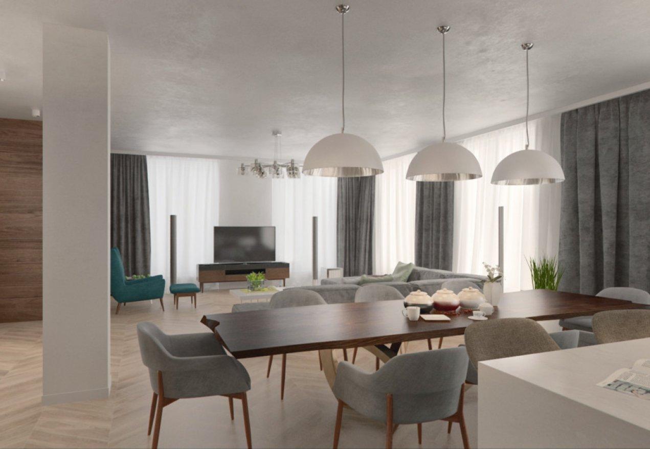 Фотография 3520  категории 'Квартира 179 м²'