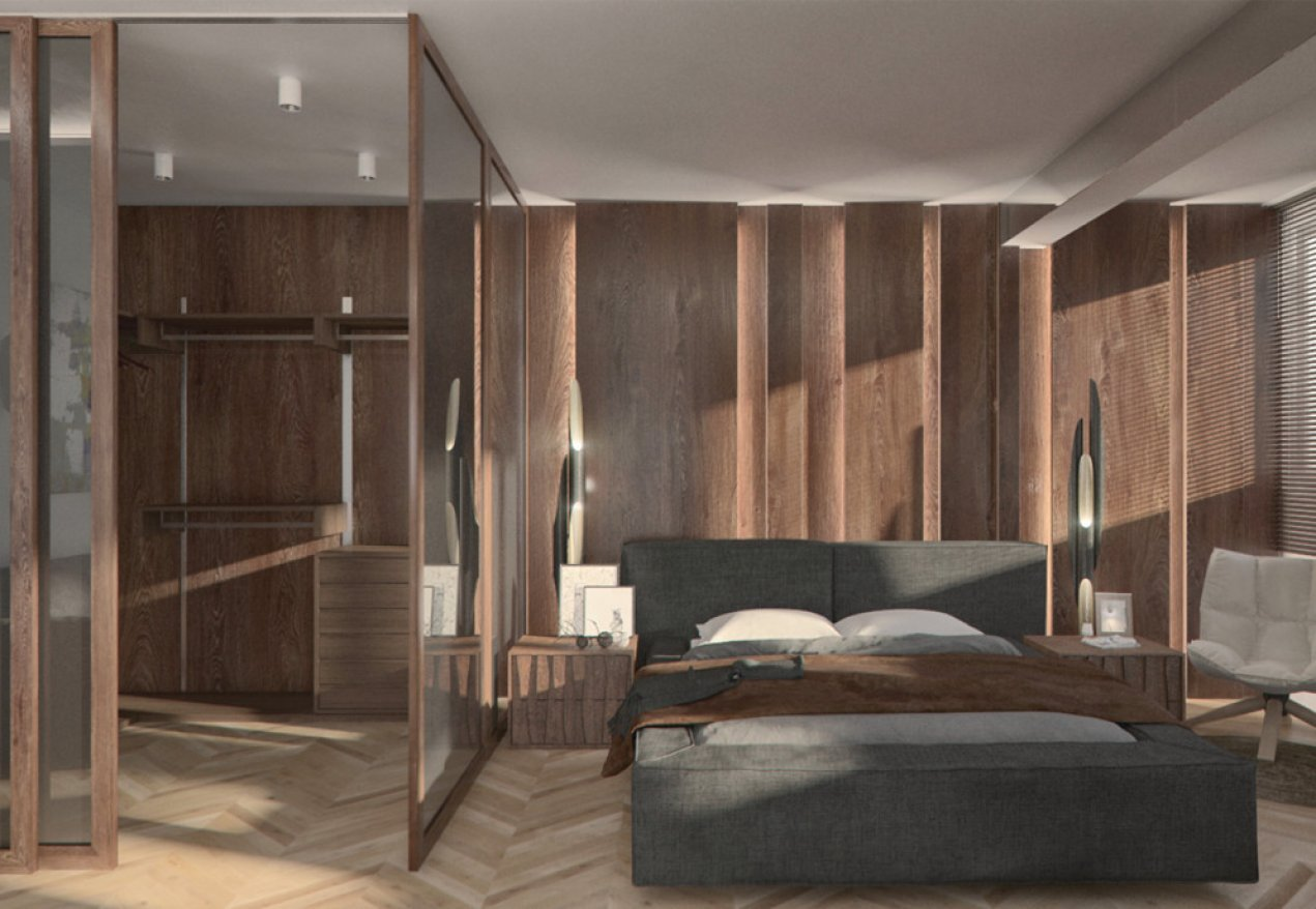Фотография 3533  категории 'Квартира 179 м²'