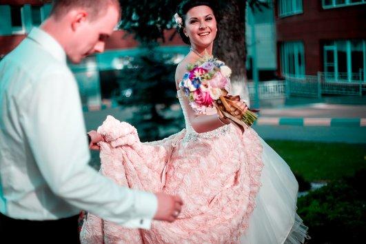 Фотография 7105  категории 'Фотограф на свадьбу'