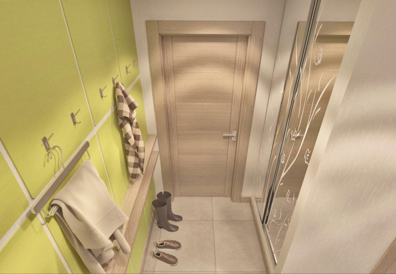 Фотография 3627  категории 'Квартира 55 м²'