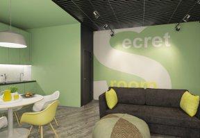 Фотография 9986  категории 'Офис для Интернет компании в Н.Новгороде 150 м²'