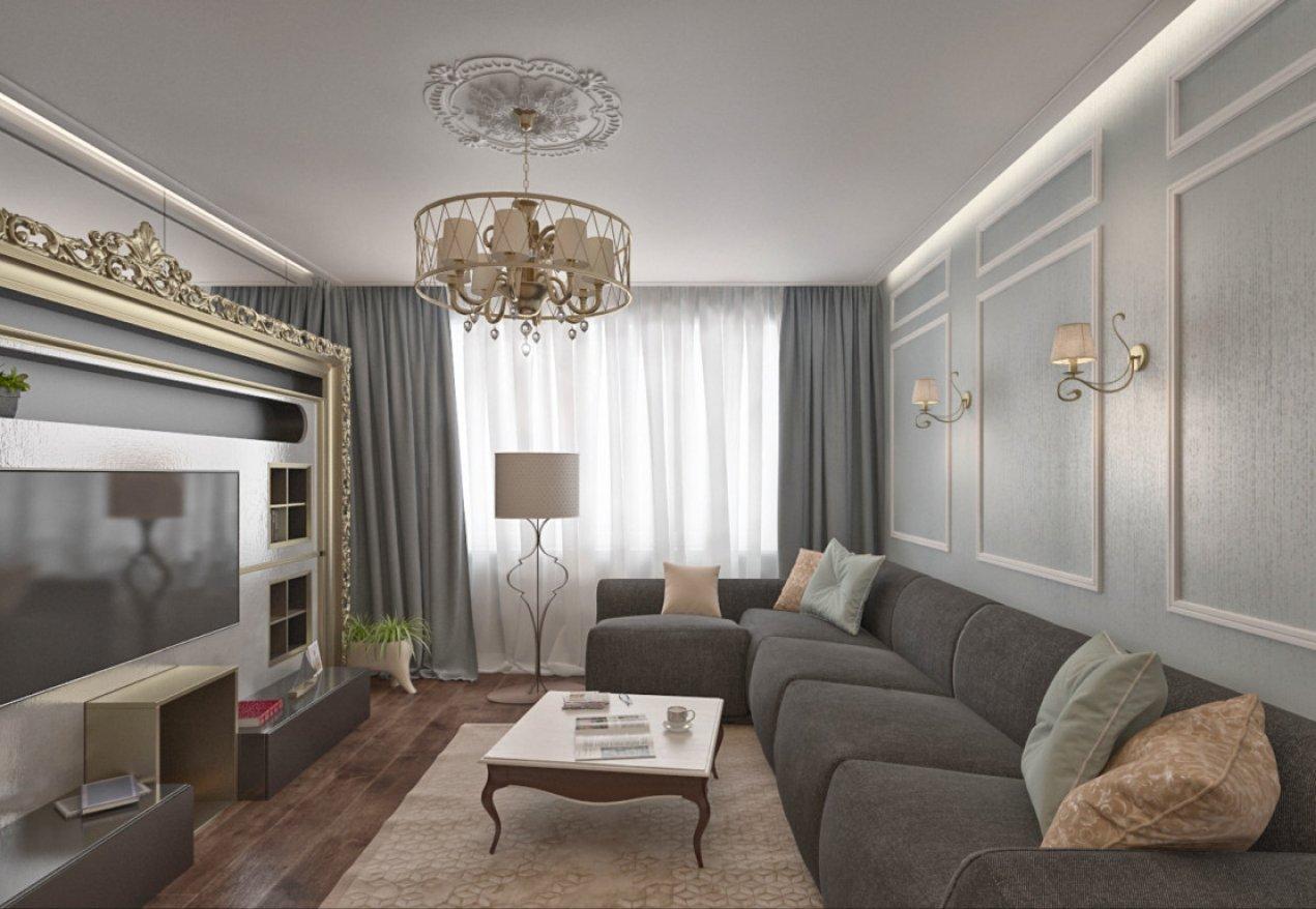 Фотография 3480  категории 'Квартира 68 м²'