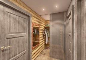 Фотография 3544  категории 'Баня 47 м²'