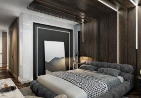 Фотография 10204  категории 'Четырёхкомнатная квартира в Н.Новгороде 166 м²'