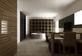 Фотография 3824  категории 'Частный дом 340 м²'