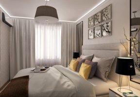 Фотография 8900  категории 'Квартира в ЖК «Аквамарин»'