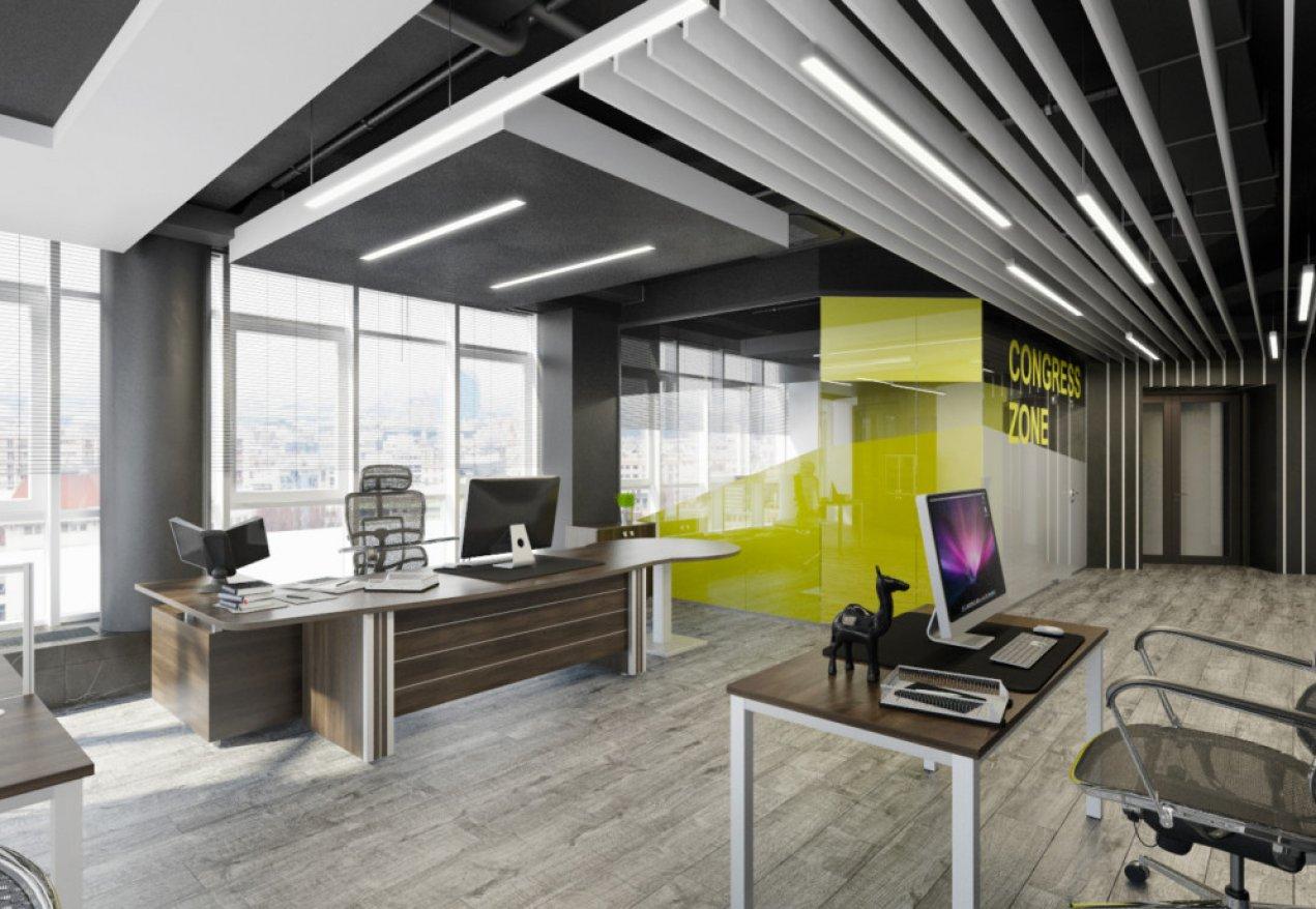 Фотография 9979  категории 'Офис для Интернет компании в Н.Новгороде 150 м²'