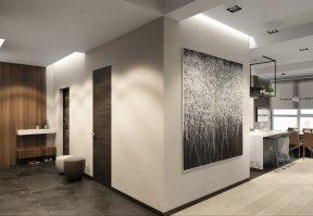 Фотография 10106  категории 'Трёхкомнатная квартира в Н. Новгороде 130 м²'
