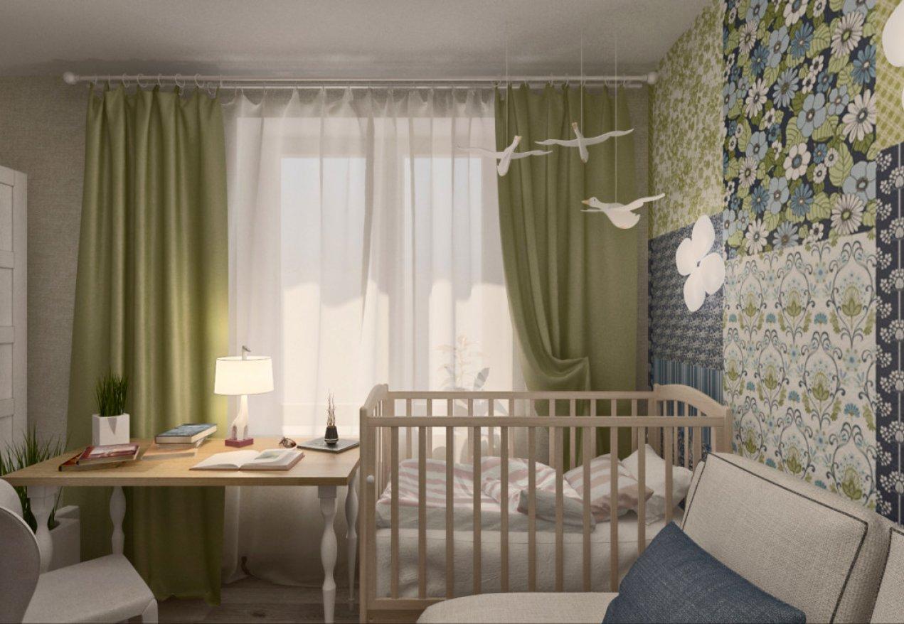 Фотография 3616  категории 'Квартира 55 м²'