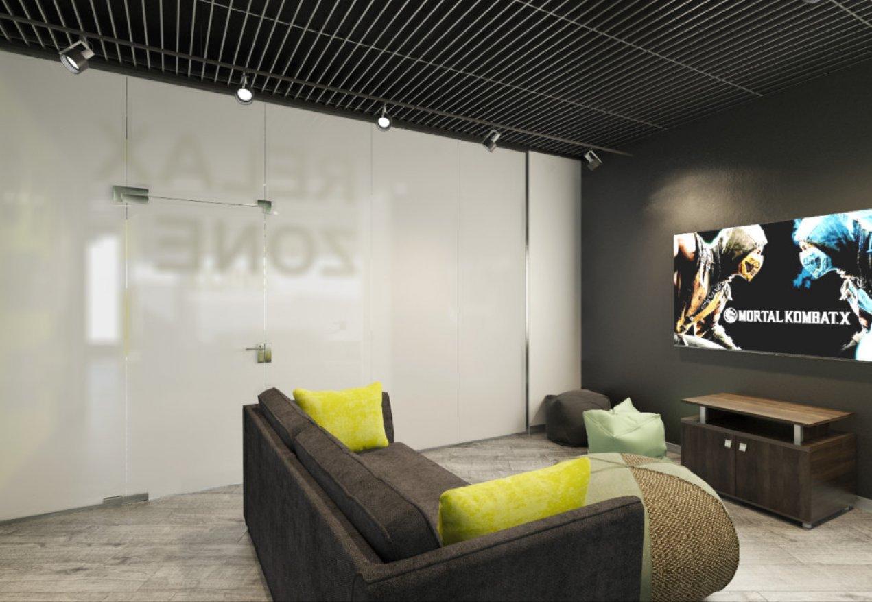 Фотография 9989  категории 'Офис для Интернет компании в Н.Новгороде 150 м²'