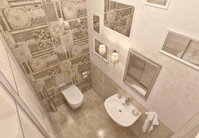 Фотография 3650  категории 'Квартира 65 м²'