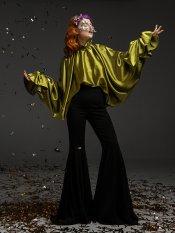 Мария Пушкова. Фотографиса, мисс короткая челка, лесная нимфа