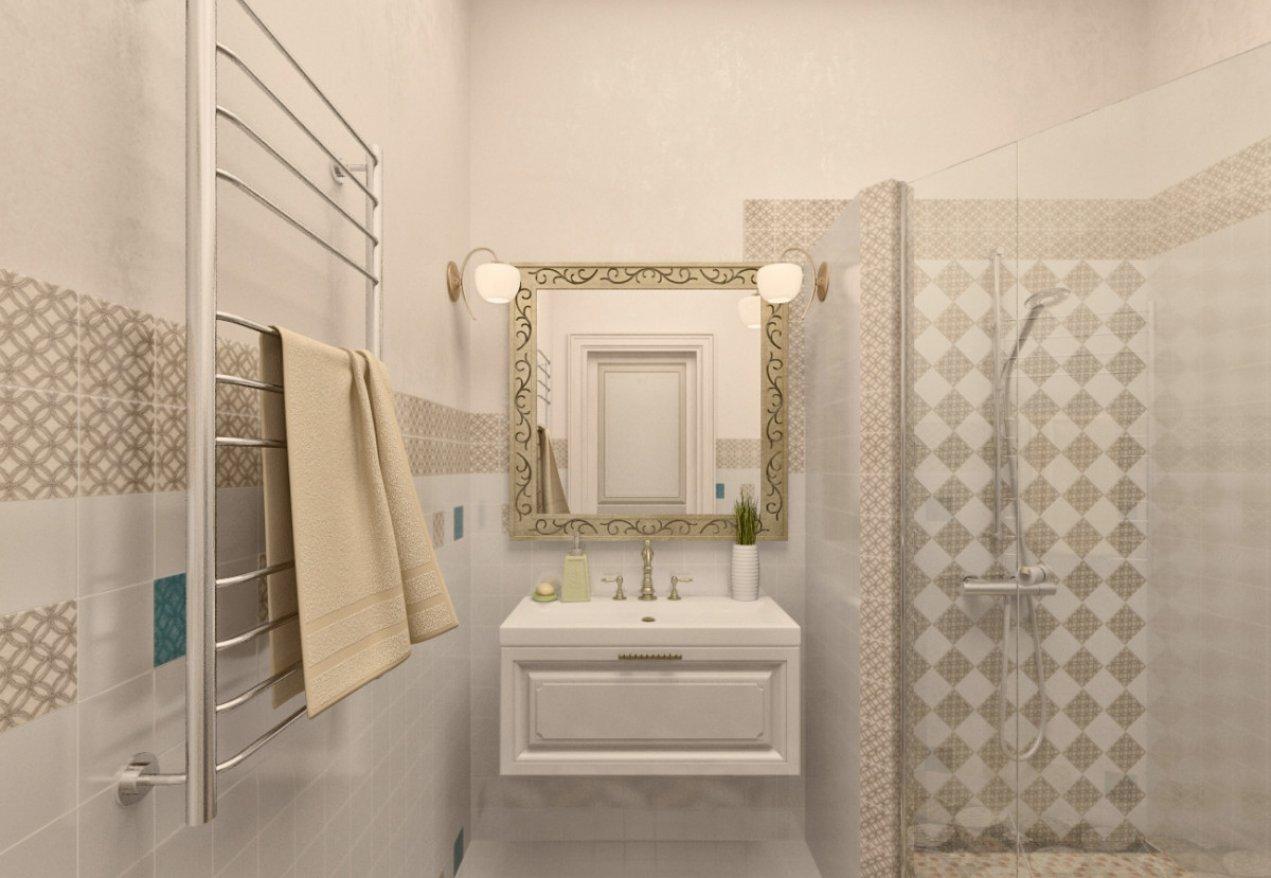 Фотография 3643  категории 'Квартира 65 м²'
