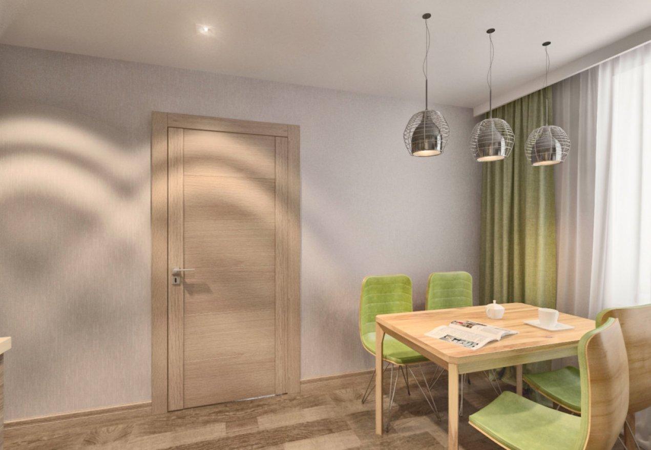Фотография 3621  категории 'Квартира 55 м²'