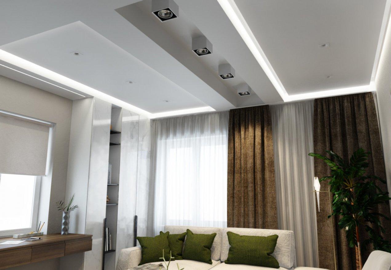 Фотография 10115  категории 'Трёхкомнатная квартира в Н. Новгороде 130 м²'