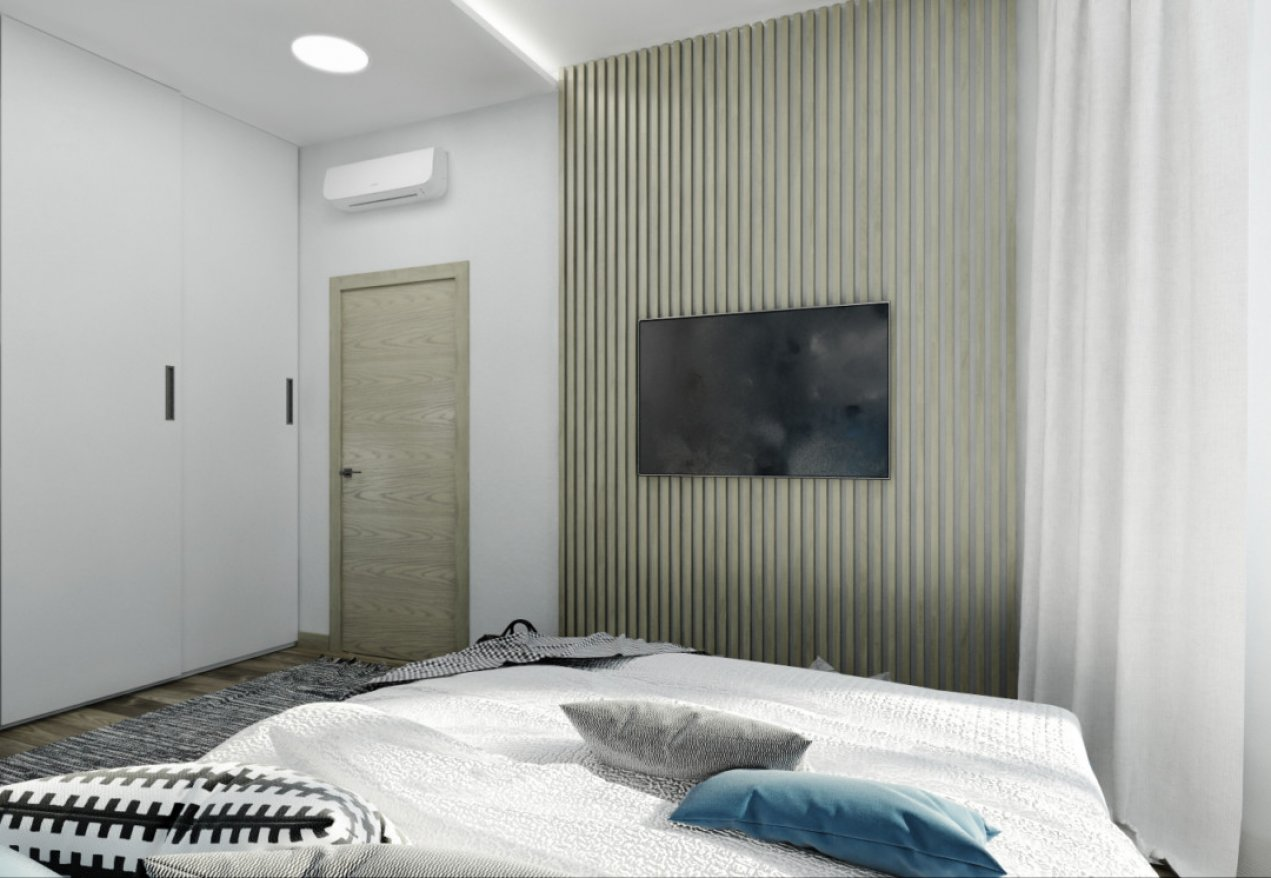 Фотография 9920  категории 'Однокомнатная квартира в Москве 42 м²'