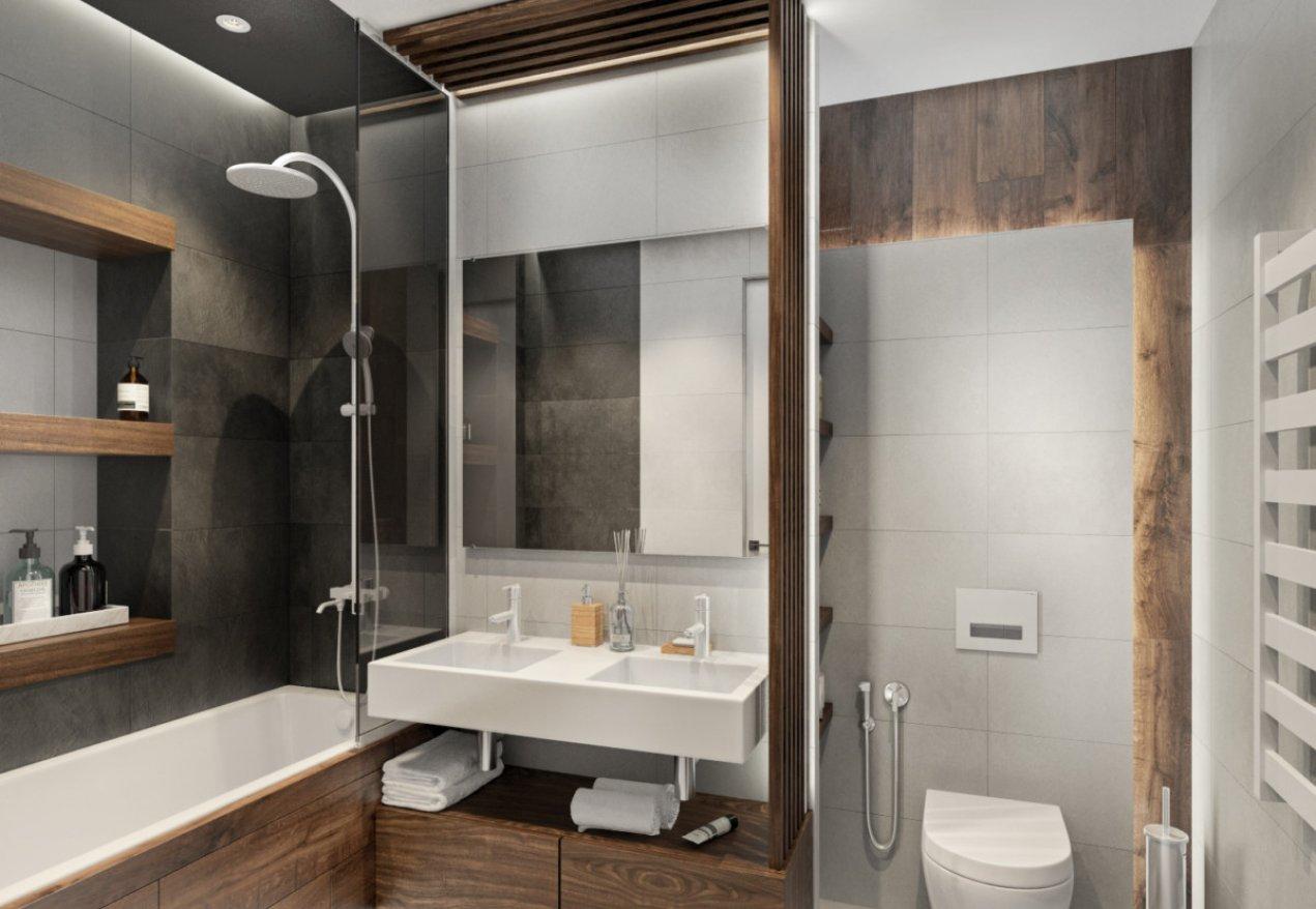 Фотография 10212  категории 'Четырёхкомнатная квартира в Н.Новгороде 166 м²'