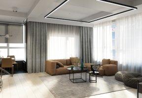 Фотография 10098  категории 'Трёхкомнатная квартира в Н. Новгороде 130 м²'