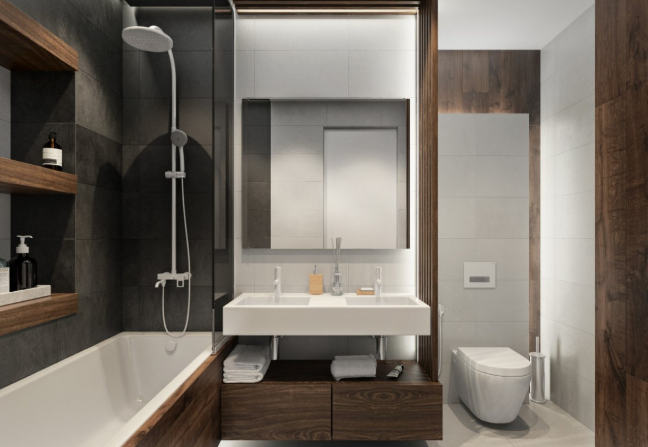 Фотография 10218  категории 'Четырёхкомнатная квартира в Н.Новгороде 166 м²'