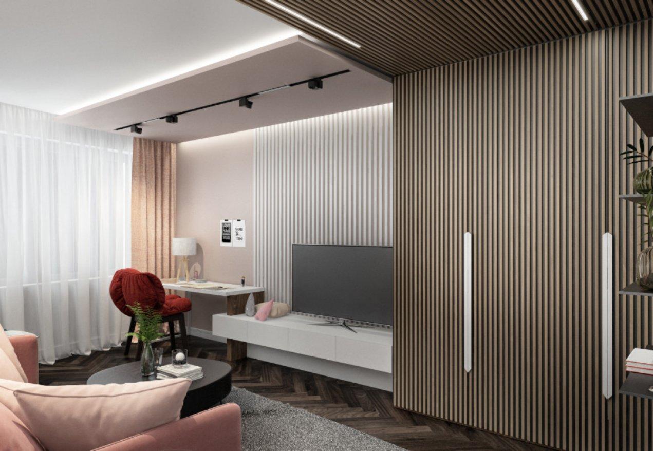 Фотография 10187  категории 'Четырёхкомнатная квартира в Н.Новгороде 166 м²'