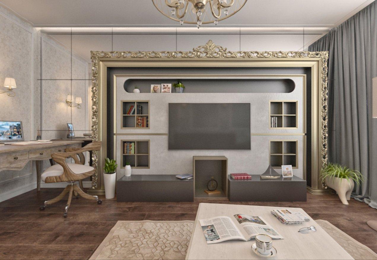 Фотография 3481  категории 'Квартира 68 м²'