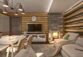 Фотография 3553  категории 'Баня 47 м²'